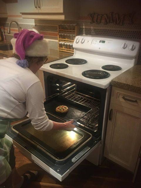 Bake 12-15 minutes at 350° F