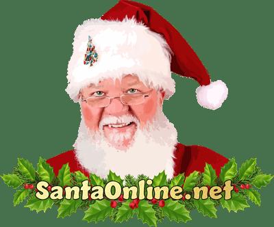 SantaOnline.net logo